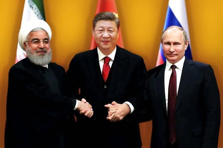Союз Ирана с Китаем и Россией. Пекин возможность выжить, а Россия ключ к суверенитету