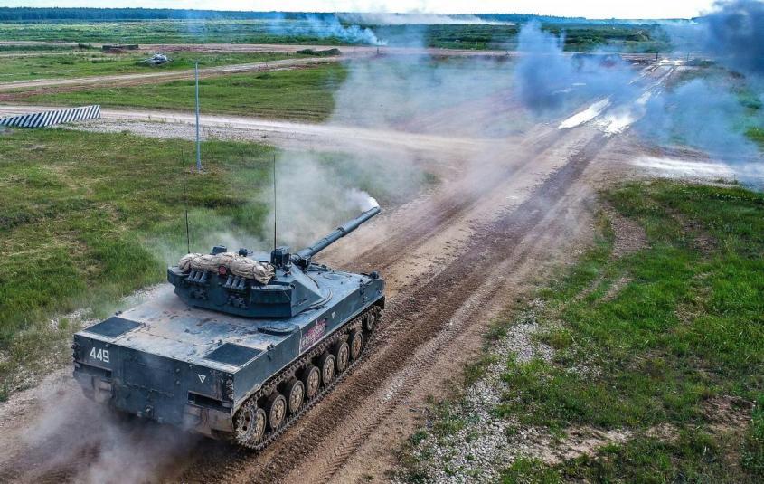 Будет быстрее «Арматы»: в России создают новый танк