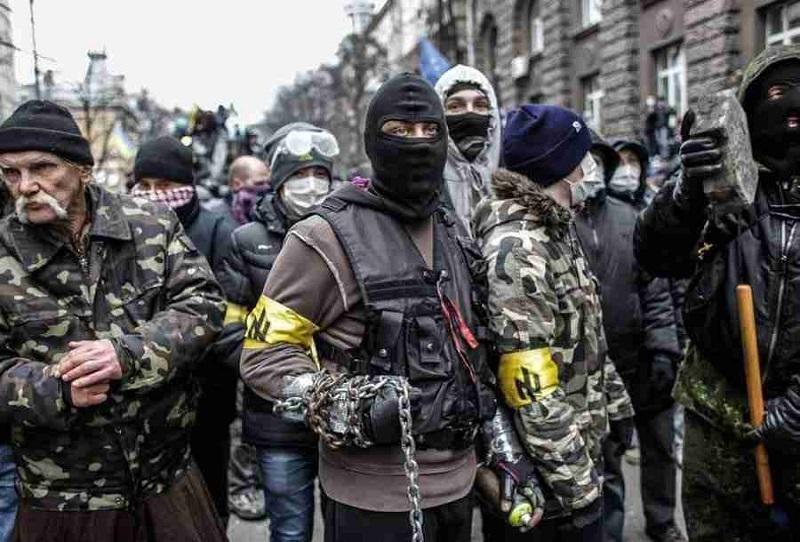 Майдан незалежности. Образцовый переворот столкнувший Украину в хаос