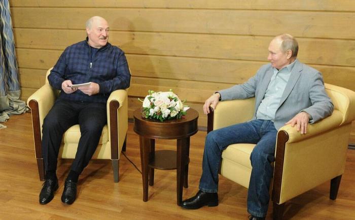 Союзное государство Белоруссии и России: о чём договорились Путин и Лукашенко в Сочи
