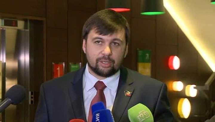 Контактная группа ничего не решила с Минском, но договорилась об обмене пленными
