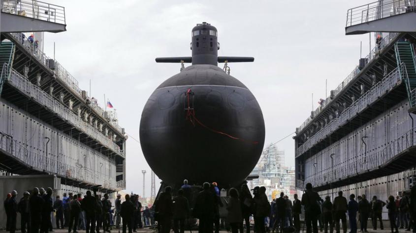 Россия строит новые скрытные носители ракетного оружия: