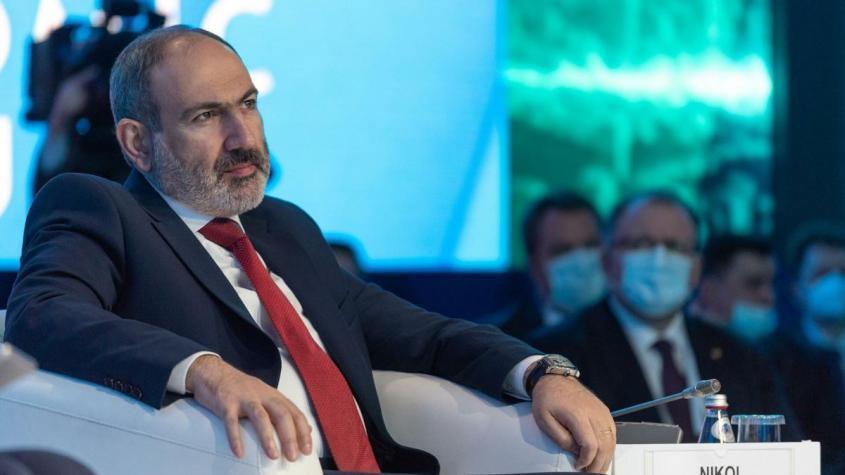 Генеральный штаб Армении потребовал отправить в отставку Пашиняна