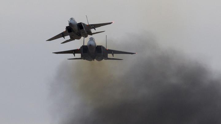 США нанесли авиаудар по объекту сирийских ополченцев, поддерживаемых Ираном, поддерживаемыми Ираном