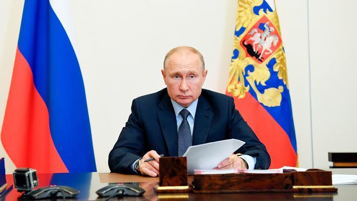 Владимир Путин обсудил с Совбезом ситуацию в Нагорном Карабахе