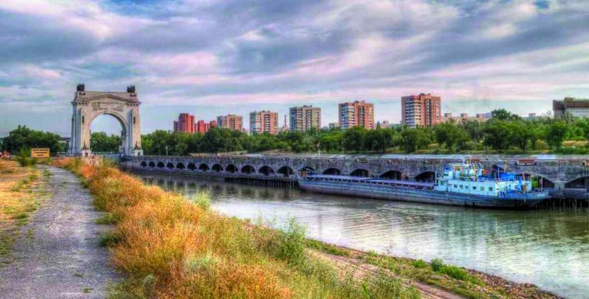 Волгодонский канал не строили, а откапывали! На Руси была грандиозная транспортная система