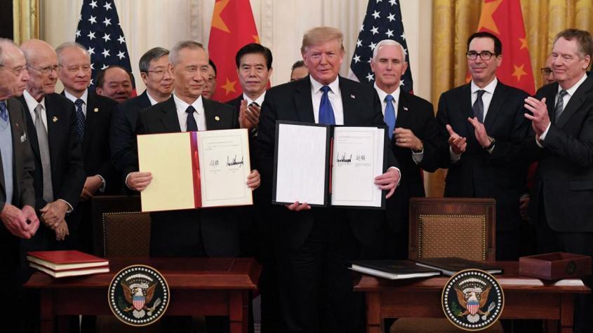Торговая война США–Китай. Фиаско Трампа – проблемы Байдена