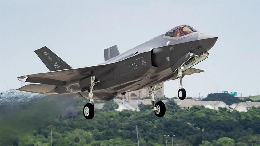 Проект F-35 провалился. Теперь и в