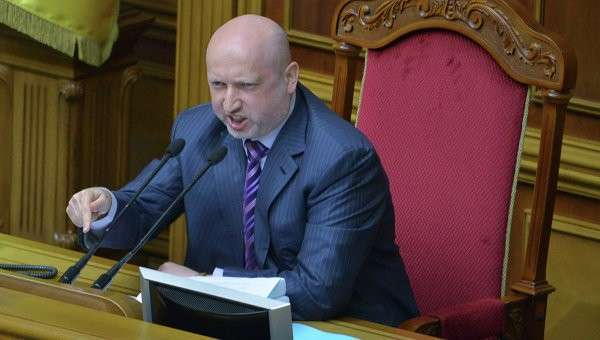 Самозванец Турчинов объявил охоту на журналистов и блогеров