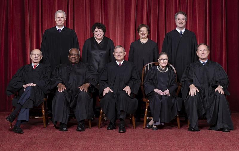 Верховный суд США фиксирует слом американской избирательной системы