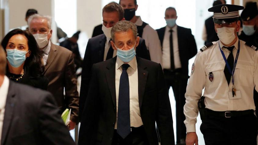 Бывший президент Франции Николя Бывший президент Франции Николя Саркози получил реальный срок по делу о коррупции