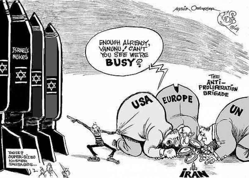 Сколько ядерных боезарядов у Израиля?