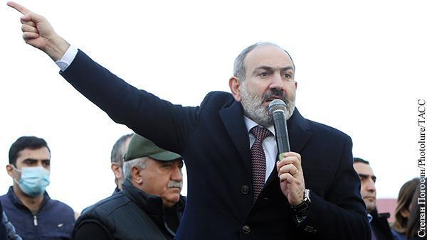 Сторонники НАТО увидели в армянском кризисе шанс
