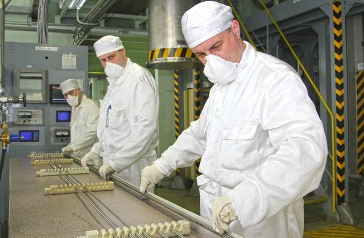 В России разработано СНУП-топливо для реактора на быстрых нейтронах БРЕСТ-ОД-300
