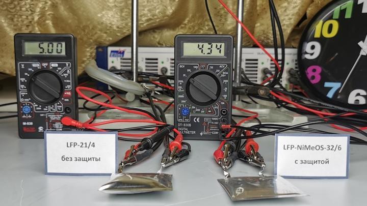 Химики из Петербурга решили проблему с возгоранием и взрывом литий-ионных аккумуляторов