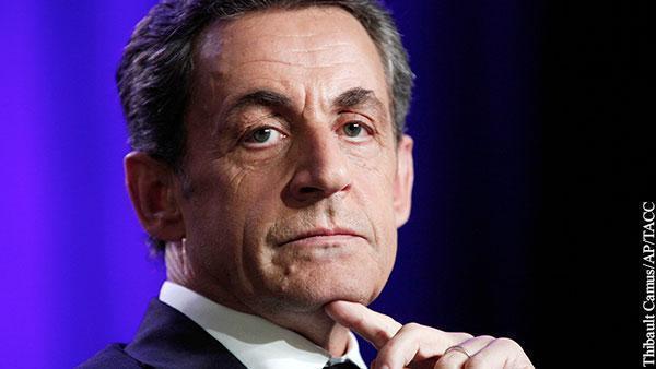 Бывшего президента Франции Саркози посадили за Россию или за подлость?