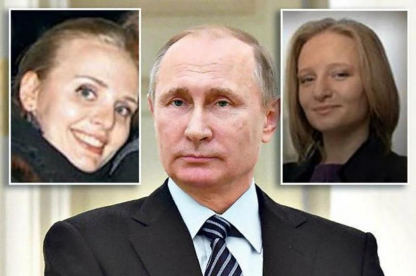 Дочери Путина – патриоты, как и их отец!