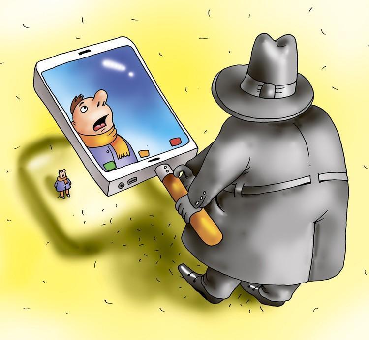 Как понять, шпионит ли за вами ваш смартфон. И как отрубить эту слежку