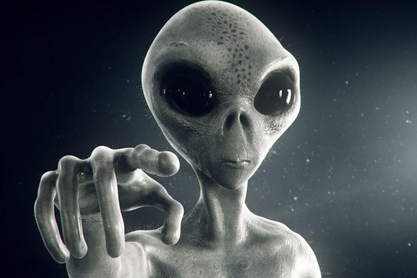 Анекдоты о пришельцах, НЛО и будущем. Осторожно: на Марсе за такие шутки сажают!