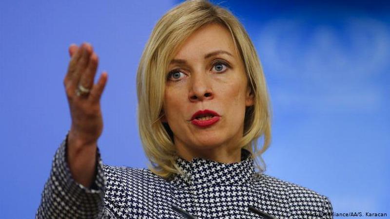 Мария Захарова напомнила США о неуничтоженном арсенале химического оружия