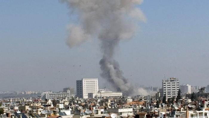 Израиль нанёс удары по жилому району Сектору Газа