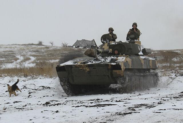 Гражданская война на Украине: что творится в Донбассе