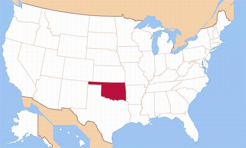 Распад США набирает обороты: Оклахома объявила о своей независимости
