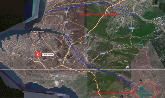 Крым – битва за воду (2020-…?): ситуация в Севастополе