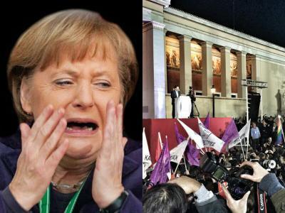 Производство в Германии: посчитали – прослезились. 27 месяцев непрерывного обвала!
