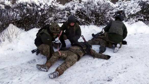 ЛНР. Потери в рядах карателей исчисляются десятками   Русская весна