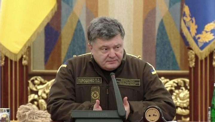 Украина готовится к встрече с врагом и закупает оружие под госгарантии