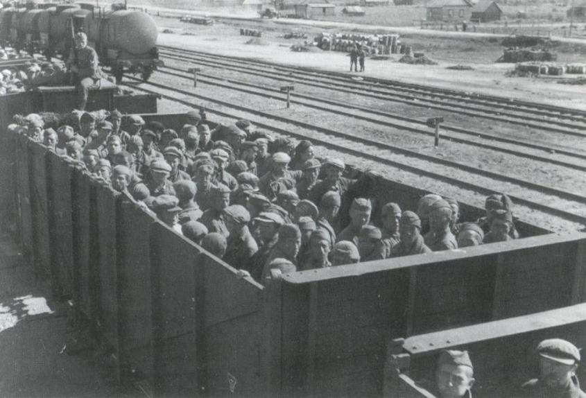 Массовые убийства европейцами советских военнопленных – это геноцид русского народа