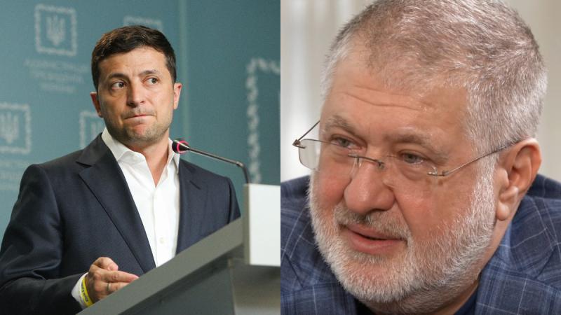 США потребовали от киевского еврейства сдать Коломойского под страхом досрочной отставки Зеленского