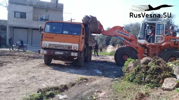 Сирия: Армия России вошла в горячую точку у границы Израиля