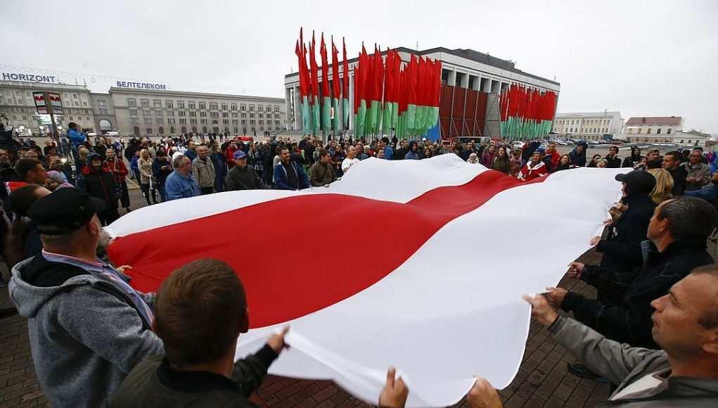 Потомки европейских колонизаторов помогут белорусским предателям продать свою страну