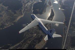 Ремонт и модернизация самолётов Ан-124 «Руслан» ВВС России (фото)