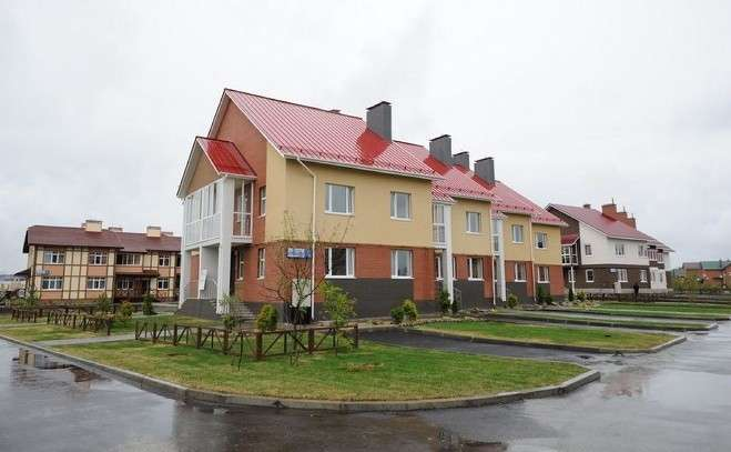 Ввод жилья в России за январь-ноябрь 2014 года вырос на 20,9%