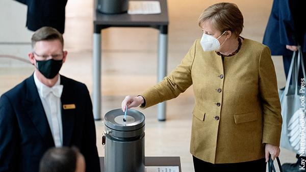 Итоги выборов в Германии огорчат и Меркель, и друзей России