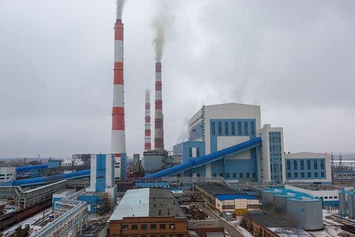 Черепетская ГРЭС — пуск нового энергоблока! (фоторепортаж)