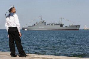 ВКрыму воссоздана российская база Черноморского флота