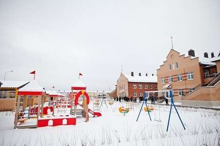 Новый детский сад открылся вОренбургской области
