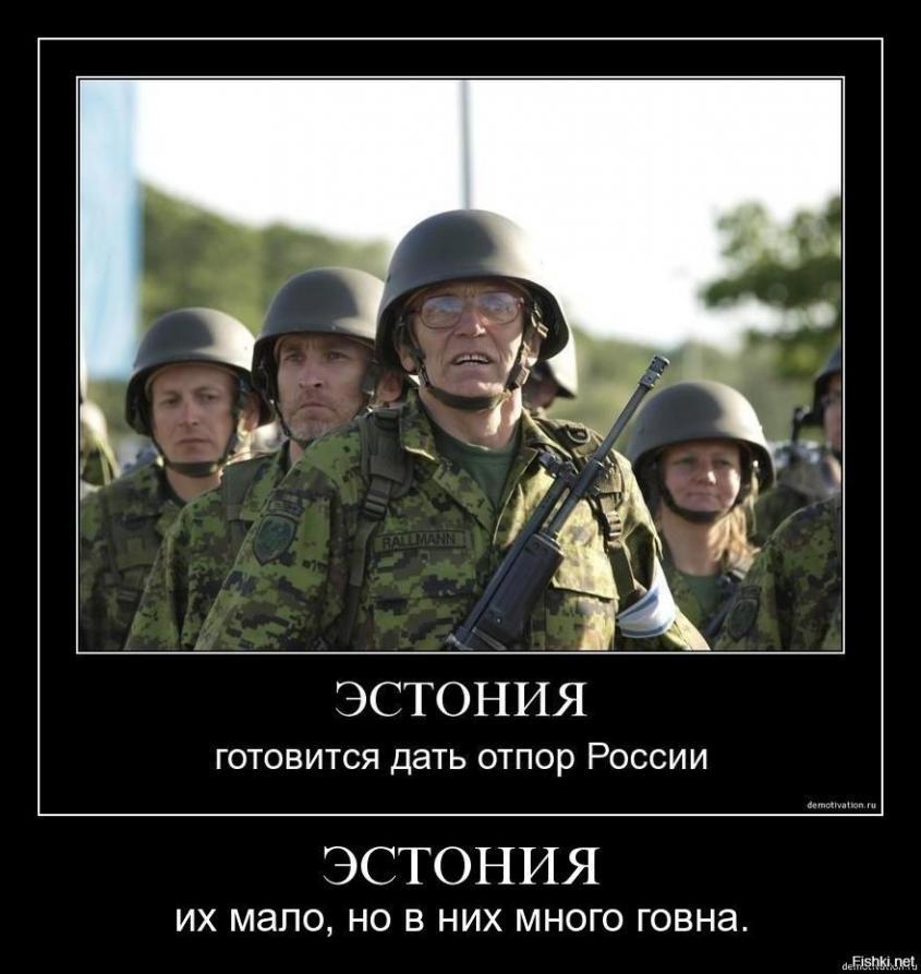 Это в России проблемы? Да Вы на Эстонию посмотрите – звезду прибалтийских вымиратов!