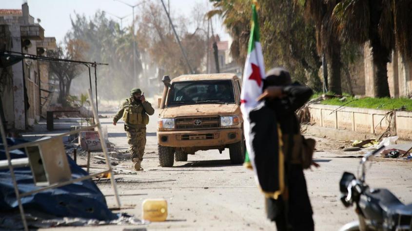 Сирия. Каждому боевику персональное место в земле. Что происходит