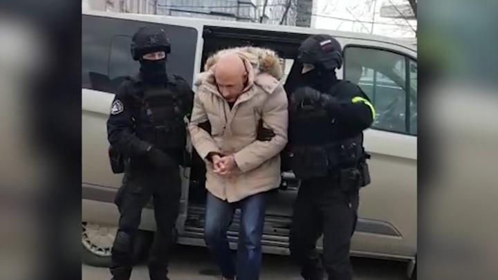 В Москве задержан член банды Басаева, участвовавший в нападении на псковских десантников в 2000 году