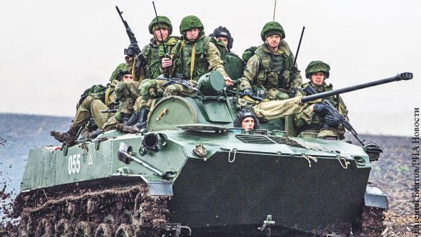 Военную мощь Крыма усилят военно-штурмовой дивизией десантников