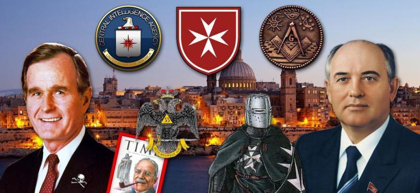 Глубинное государство чёрной аристократии, коронавирус и Новый мировой порядок. Часть 5