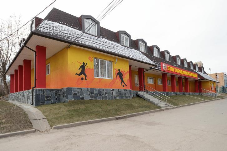 Обзор новых и реконструированных спортивных комплексов