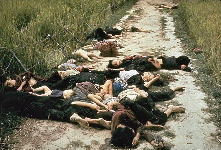 США: Да, мы убивали, ну и что? Мы же избранные! С нами Бог!