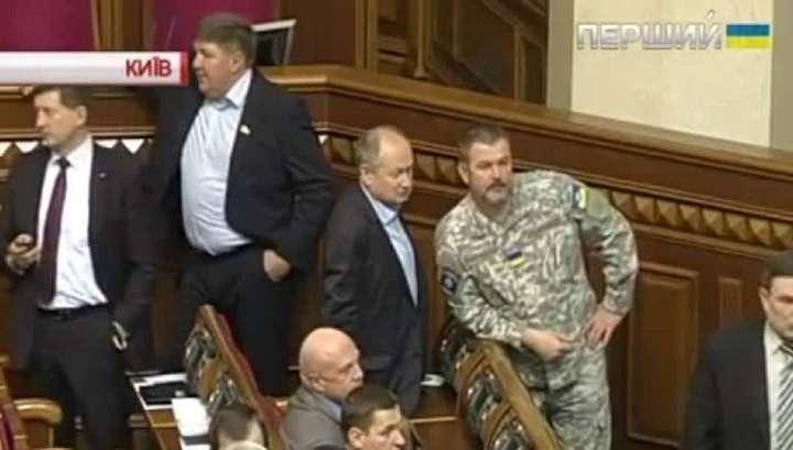 В Киеве зреет переворот