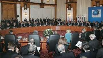 Совет Россия-НАТО. Архивное фото